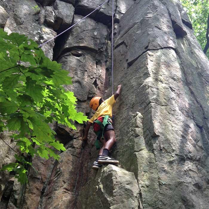 Bethel Horizons – Rock Climbing & Rappelling