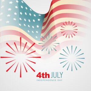 Happy 4th of July! Kids Junction is CLOSED