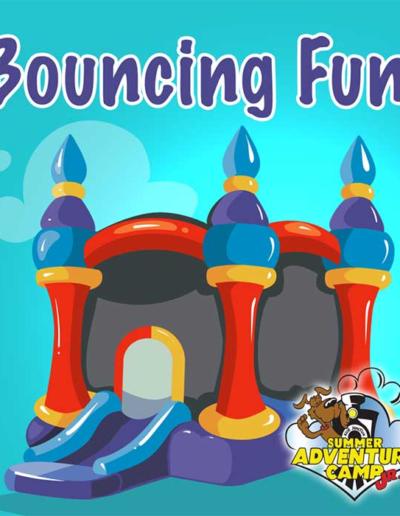 SAC Jr Bouncing Fun