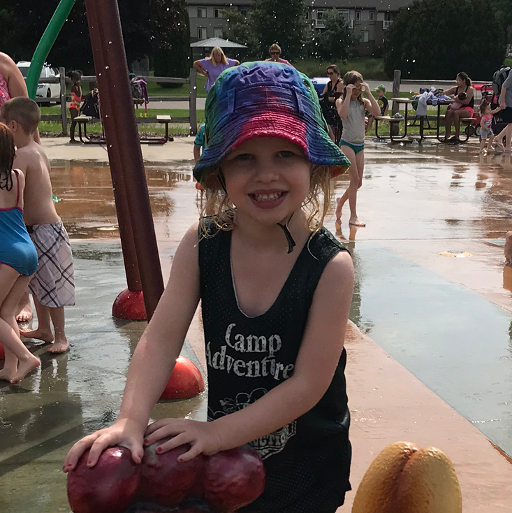 Lakeview Splash Pad