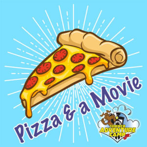 Rocky's Pizza and a Movie
