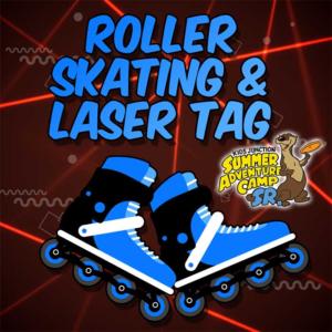 Fast Forward Skating and Siege Laser Tag