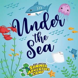WEEK 5: Under the Sea