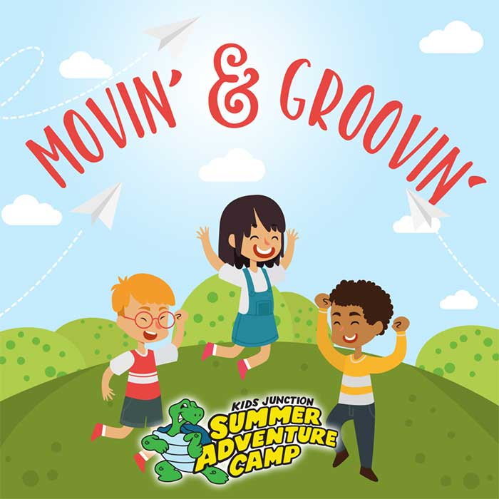 Week 6: Movin' & Groovin'
