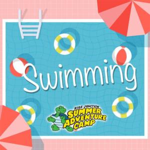Swimming at Bauman Aquatic Center