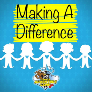 Week 10: Making a Difference