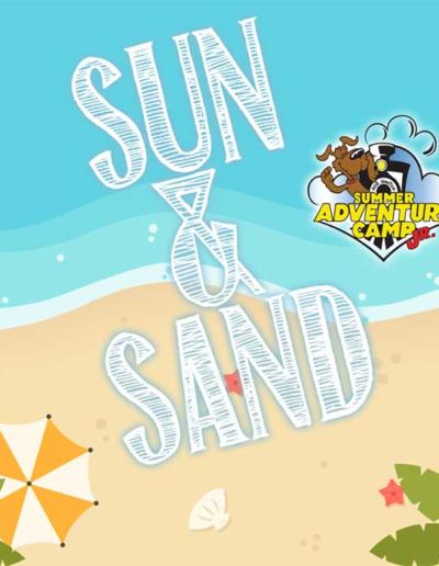 SAC Jr Weekly Theme Sun & Sand