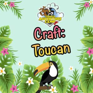 Craft: Toucan