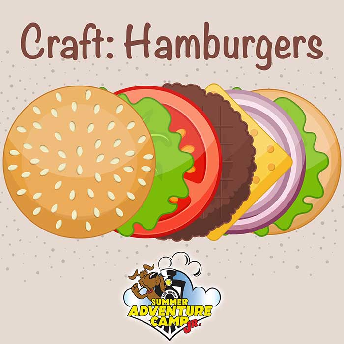 Craft: Hamburgers