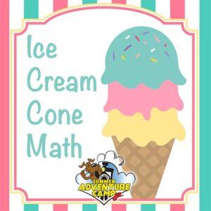 Ice Cream Cone Math