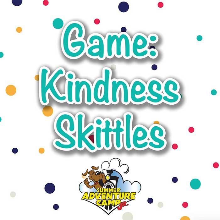 Game: Kindness Skittles