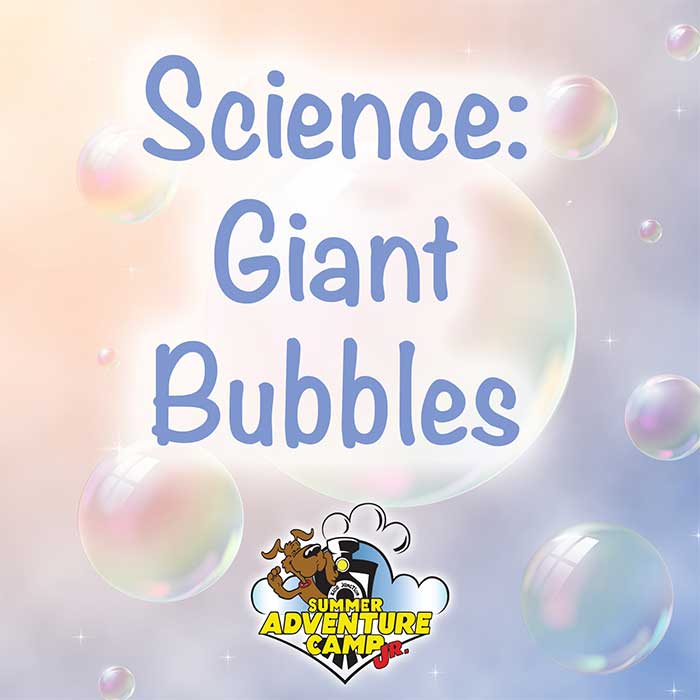Science: Giant Bubbles