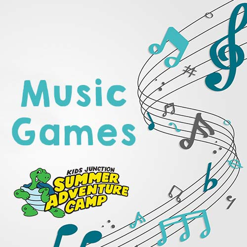 Music Games – Musical chairs & Freeze Dance