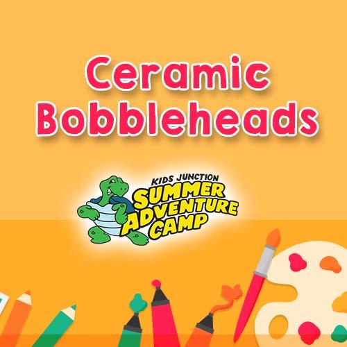 Ceramic Bobbleheads