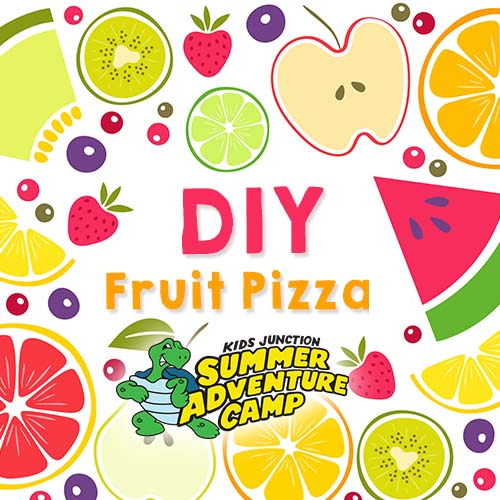 DIY Fruit Pizzas
