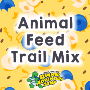 """Animal Feed"" Trail Mix"