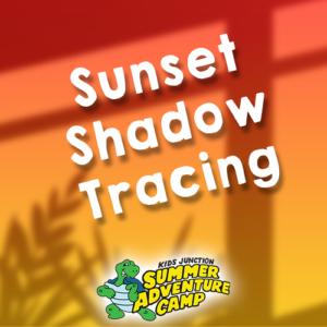 Sunset Shadow Tracing Craft