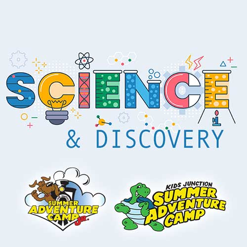 Weekly Theme: Science & Discovery