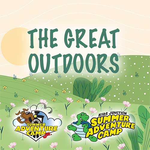 Weekly Theme: The Great Outdoors