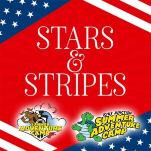 Weekly Theme: Stars & Stripes