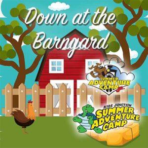 Weekly Theme: Down at the Barnyard