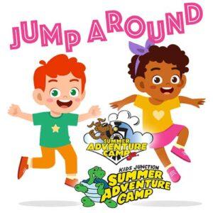Weekly Theme: Jump Around!