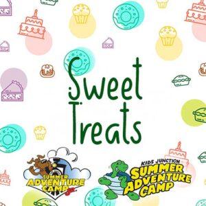 Weekly Theme: Sweet Treats