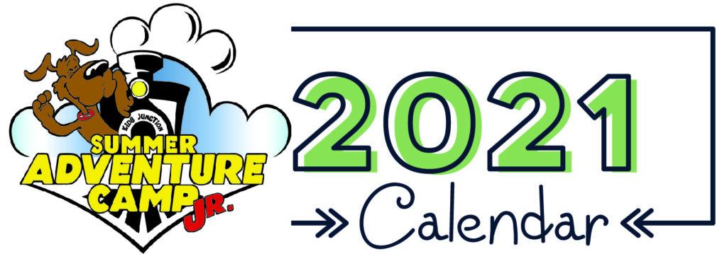 2021 SAC Jr Calendar