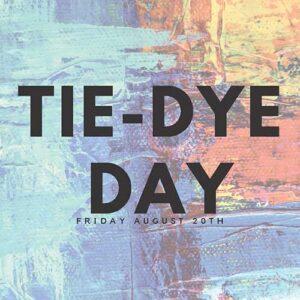 Tie-Dye Day
