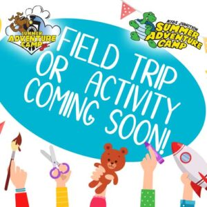 Activity or Field trip coming soon