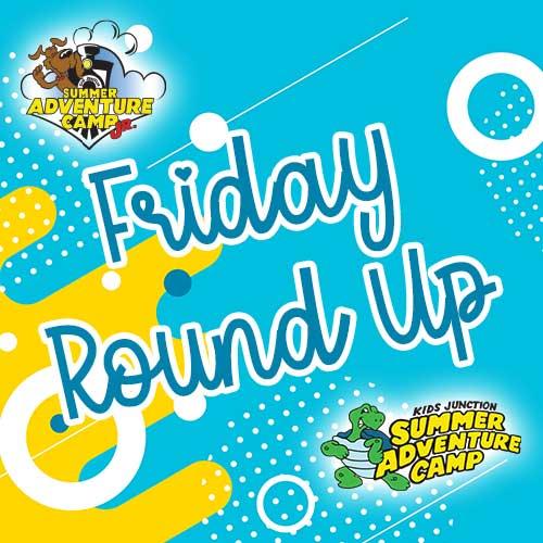Friday Round Up